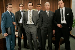 Temple historian Beth Bailey comments on how historical accuracy helps push the Mad Men storyline. Set in 1960's New York City, Mad Men centers a high-level advertising creative director on Madison Avenue.